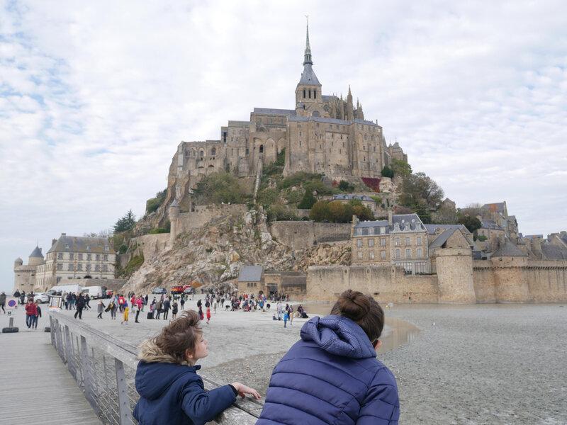 Mont St Michel ©Kid Friendly
