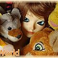 Fairyland world