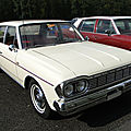 Rambler classic renault 4door sedan-1964