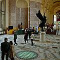 Instantané au Petit Palais.
