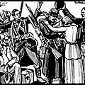 Août 1914, mobilisation et premiers combats, mort du caporal peugeot.