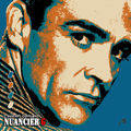 Nuancier pop'art G, Sean Connery