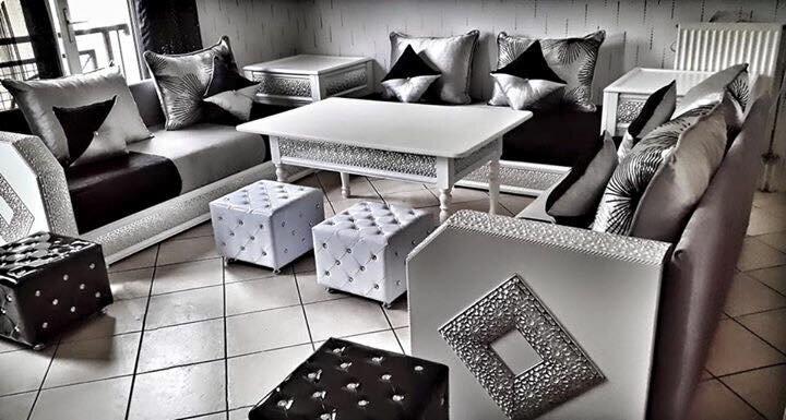 Salon Marocain Moderne 2019 A Vendre Pas Cher Decomaro