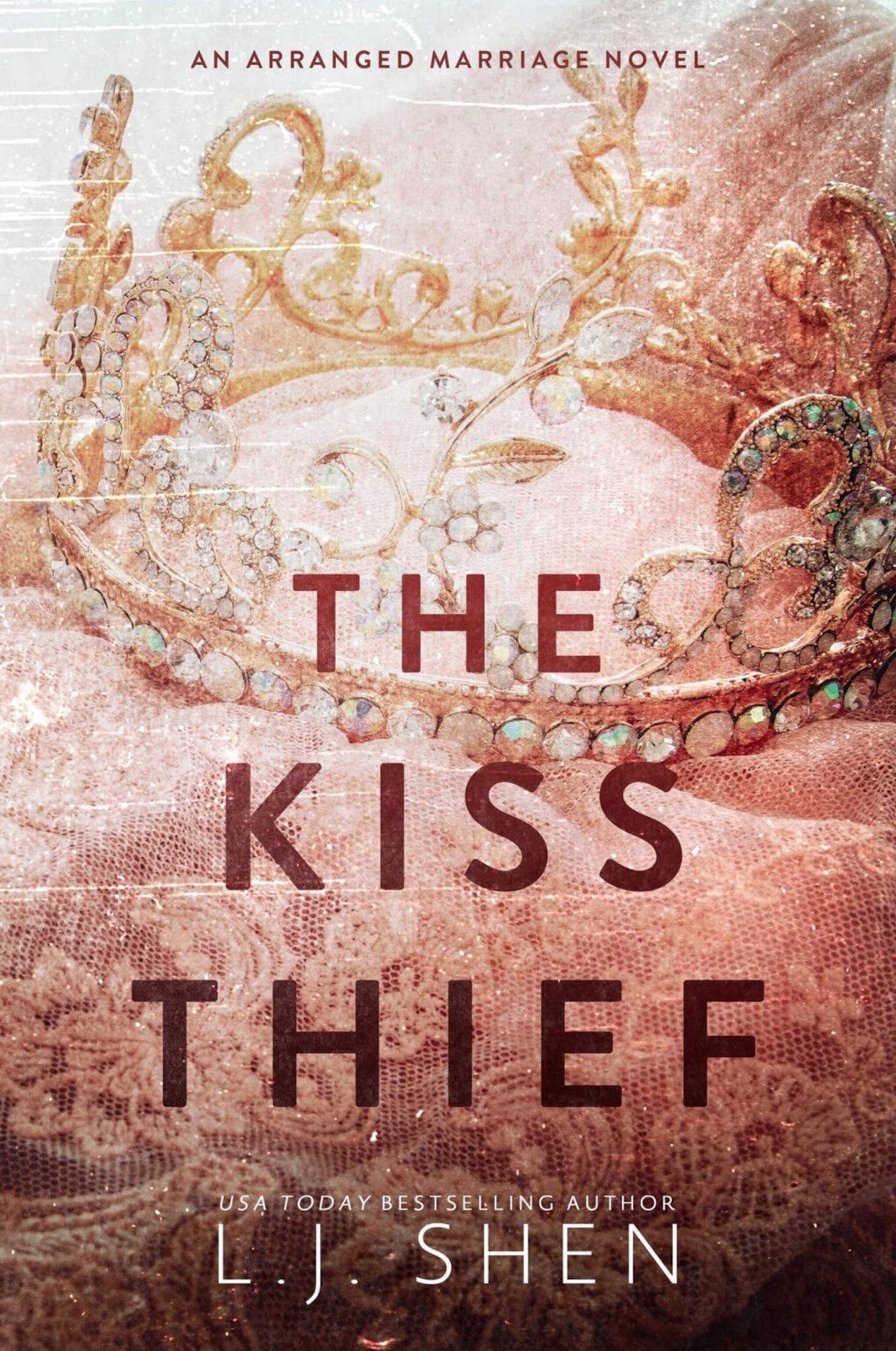 The Kiss Thief de LJ Shen