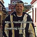 Henry Carrascal -avocat , Journaliste (pays Equateur) , usurpé