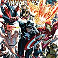 Avengers vs invaders