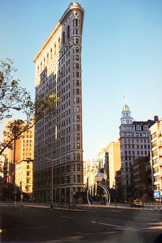 Iron Flat Building (New York)