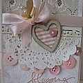 Pour style shabby