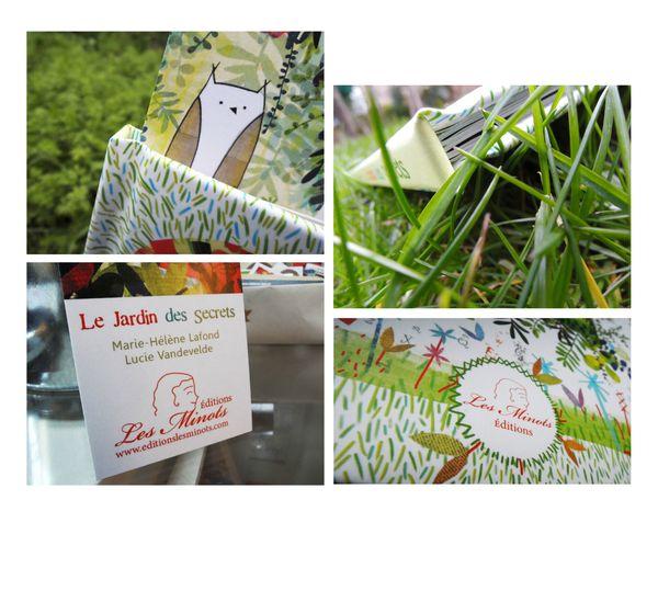 planche quatre jardin
