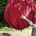 boule rouge