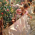 Expo sorolla à giverny