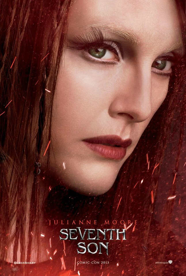 Julianne Moore The Seventh Son movie poster