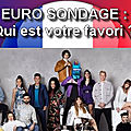 France 2021 : euro sondage - and the winner is ...