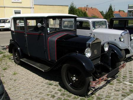 MATHIS MY Carrosserie Weymann 1927 Criterium Jean-François Blattner 2011 a