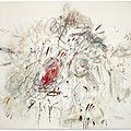 Christie's to offer cy twombly's great clandestine masterpiece in new york