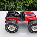 Jeep marque tonka