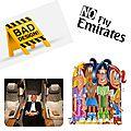 Quand emirates reste bloqué dans les années 80 avec ses nouveaux sièges business