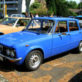 L' alfa romeo nuova super 1600 (retrorencard juin 2010)