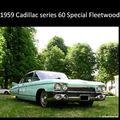 1959 - Cadillac série 60 spéciale Fleetwood 1959