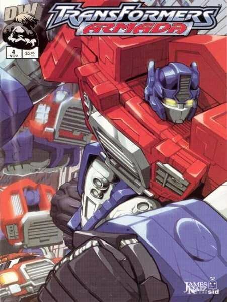 transformers armada 4