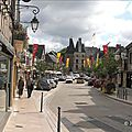 Rue du Prieuré à Aubigny
