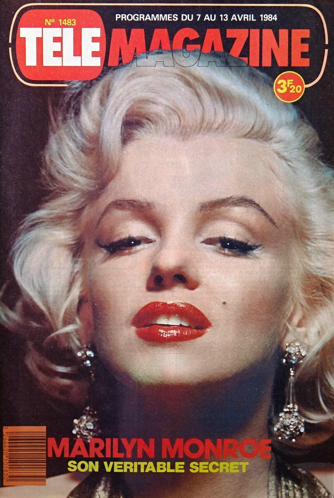 TELE Magazine (Fr) 1984