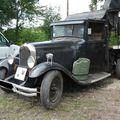 CITROËN C4A 1930 transformée en voiture scie à rubans Ohnenheim (1)