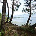 Carcans 25 mai 2014- trilogie plage - lac - foret