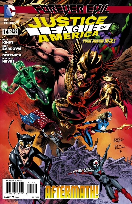 justice league of america 14