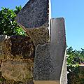 réalisation d un four a pain,prieuré Saint-Martin , Métiers d'Art appliqués en architecture DU PATRIMOINE