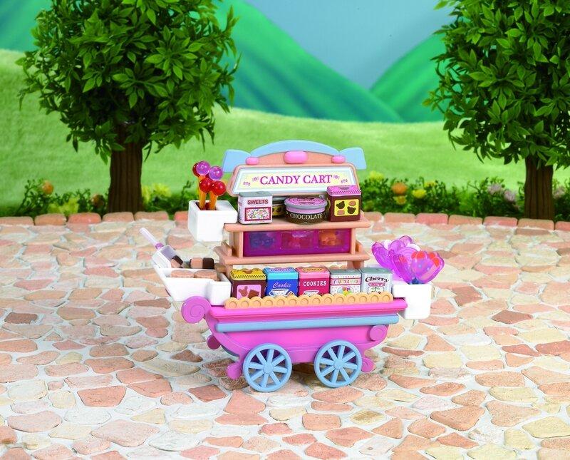 2812-stand de sucrerie ambulant-2