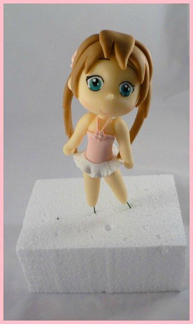 Nendoroid en porcelaine froide