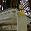 Hommage à Gustave Eiffel.