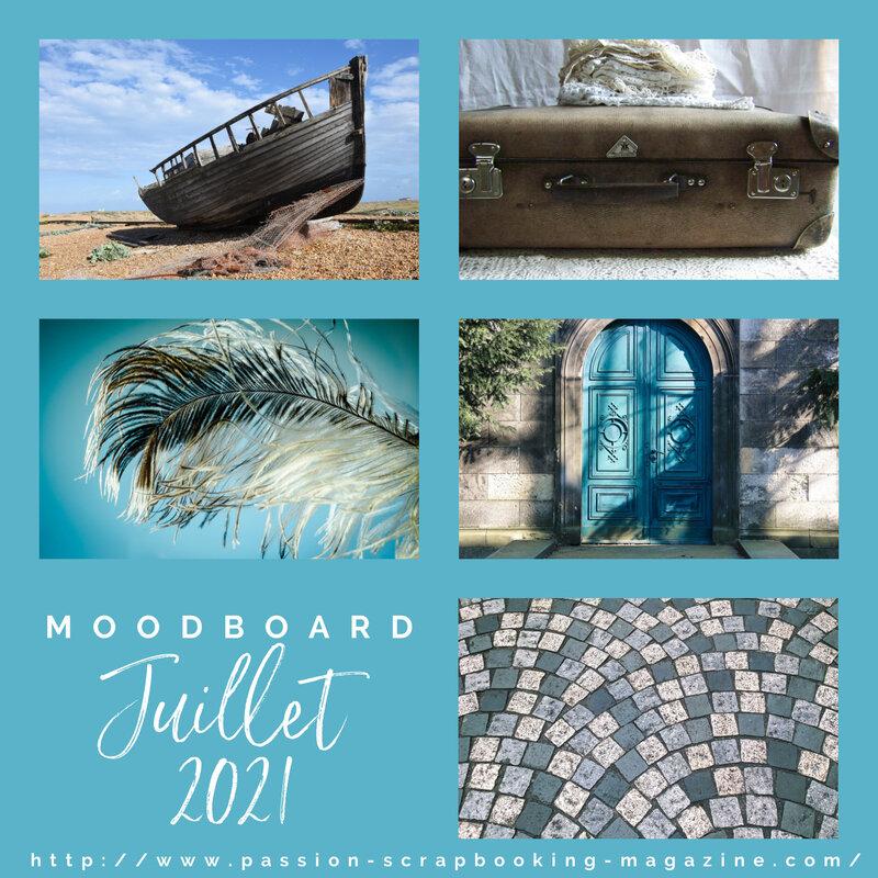 MOODBOARD JUILLET 2021