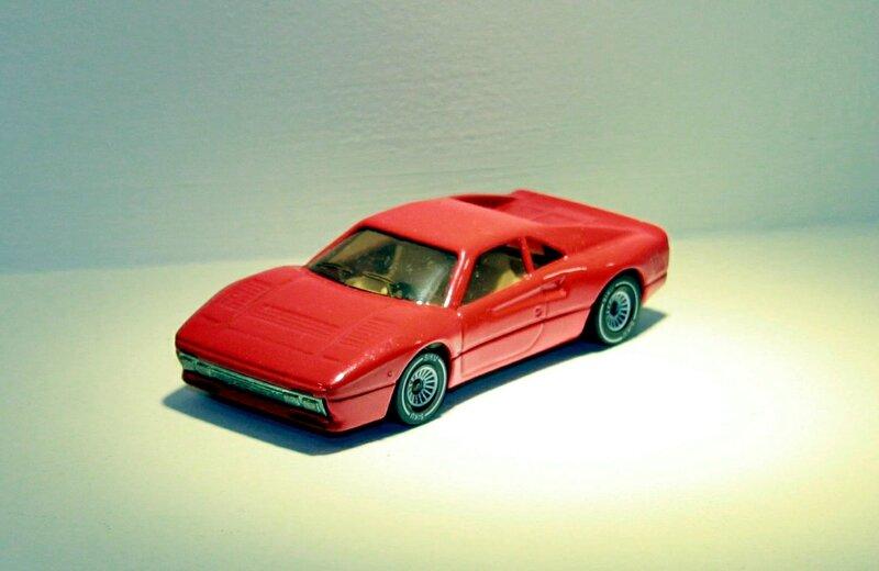 Ferrari GTO (Ref 1060) Siku 01