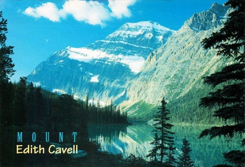 CPM Canada Mont Edith Cavell