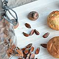 Muffins pommes-faines