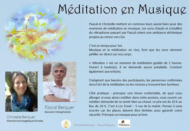 méditation en musique