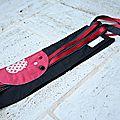 Une ceinture obi de grossesse