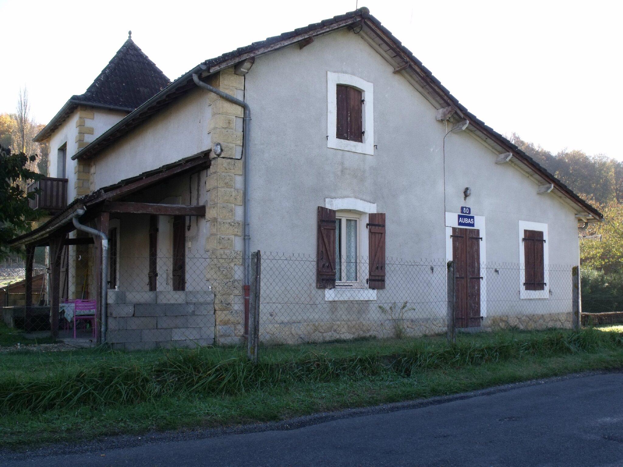 Aubas (Dordogne - 24)