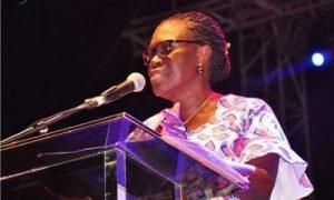 Simone Gbagbo à Sangaré A : c'est vrai que tu n'es pas rentré dans la terre promise, mais comme Moise, tu l'as vu de loin