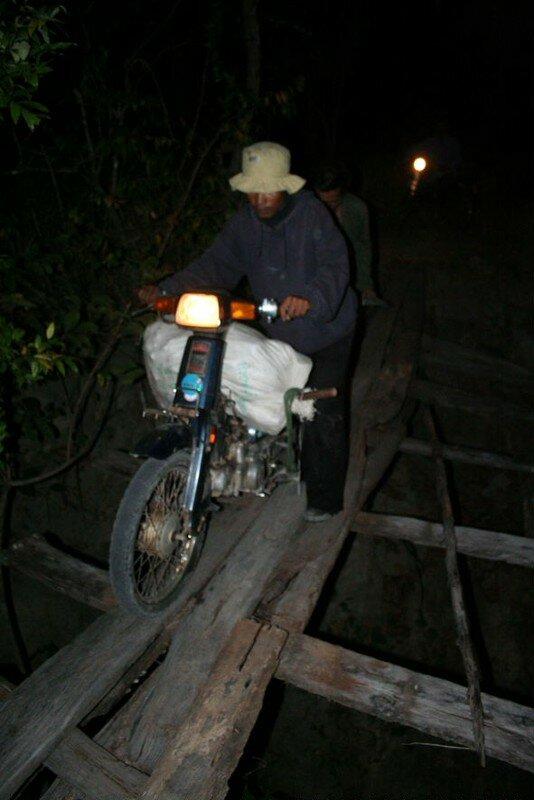 Périple à motos
