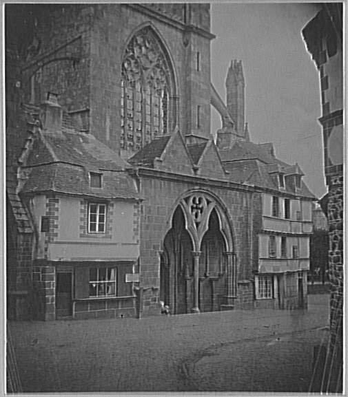 Portail ouest cathédrale