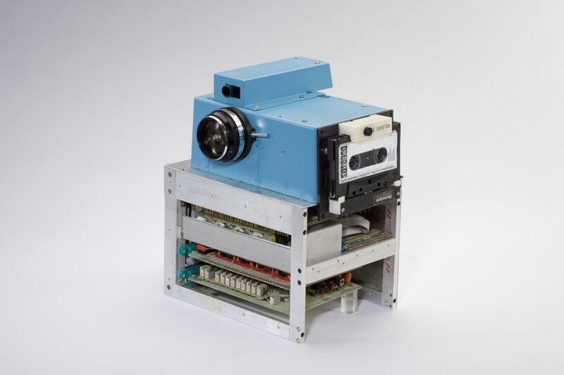 premier appareil photo numérique