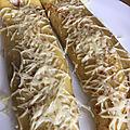 Crêpes au saumon fumé façon ficelles picardes