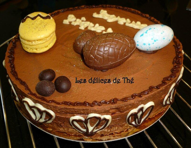 Croustillant mousse chocolat (4)