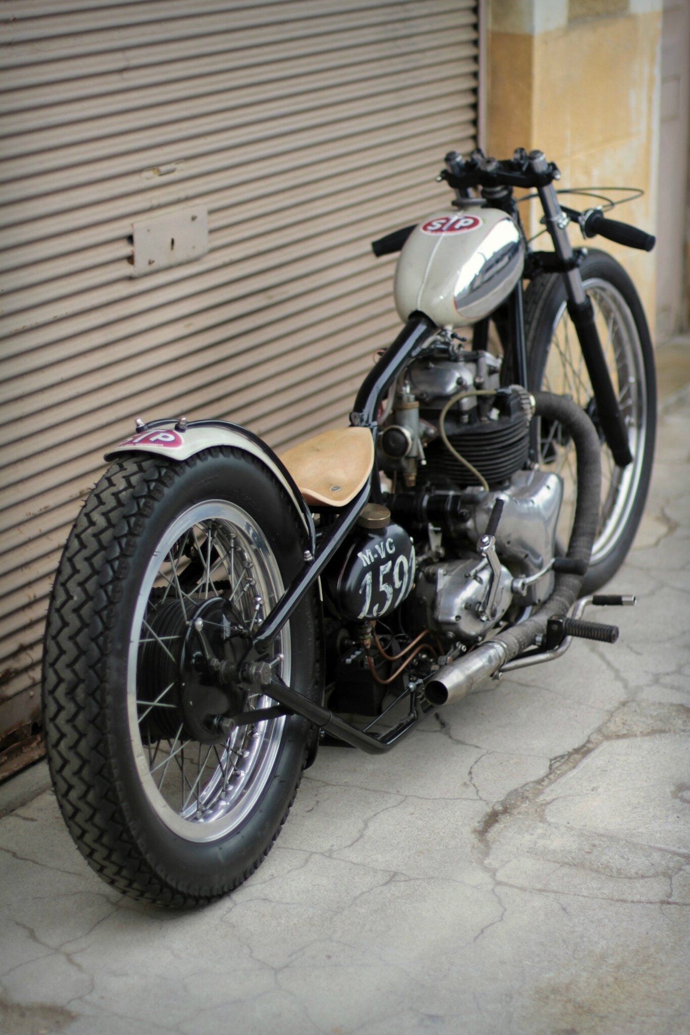 Drag BSA rod