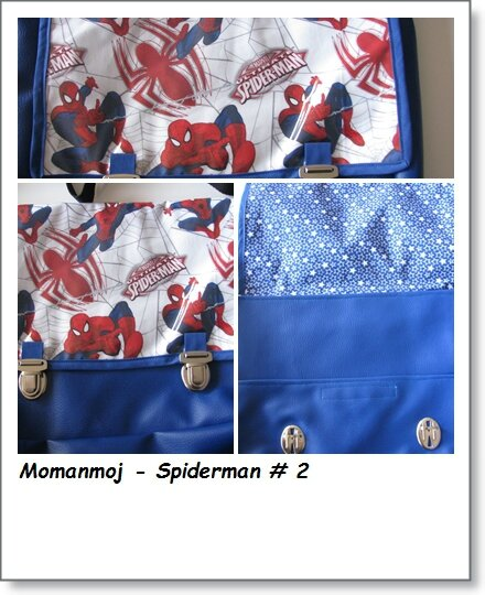 Sac Spiderman #21