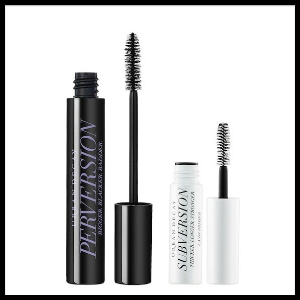 urban decay mascara & base 2