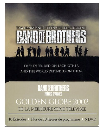 Band of Brothers - Saison 1 [-]